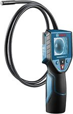 Bosch GIC120 PRO Inspection Camera 0601241100. 4xAA Batteries. New