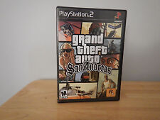 "Grand Theft Auto: San Andreas ""M"" Version (Sony PlayStation 2, 2005)"