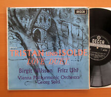 SXL 6178 ED1 Wagner Tristan & Isolde Love Duet Nilsson Uhl Solti Decca ED1 WBG