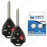 Upgrade Remote Flip Key Fob for Toyota Camry 2011,Scion FR-S 13-15 HYQ12BBY G