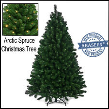 Artificial Christmas Tree Green Arctic Spruce Xmas Plants 2.1m (7ft)