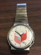 Vintage Mens 552 Russian Quartz Amphibian Divers Watch
