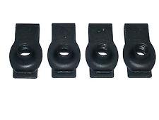 NOSR GM Body Fender Frame Grille Valance 3/8-16 Bolts U Clip Panel J Nut 4pcs K