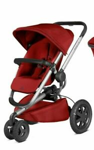 Quinny Buzz Xtra Pushchair, Red Rumour #X50