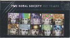 GB 2010 ROYAL SOCIETY PRESENTATION PACK No.437 SG:3026-3035 MINT STAMP SET PACK