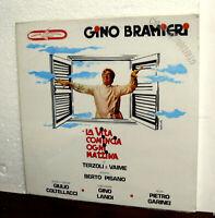 """LA VITA COMINCIA OGNI MATTINA 12"""" LP O.S.T. BERTO PISANO '83 GARINEI GIOVANNINI"""