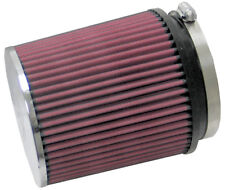 "RC-1645 K&N Universal Chrome Air Filter 5-1/2""B-OD, 5-11/32"" T-OD, 4-1/4""ID, 6""H"