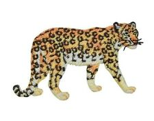 Leopard - Big Cat/Wild Animals/Safari/Zoo - Iron on Applique/Embroidered Patch