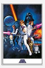 Star Wars un Nuevo Hope One Hoja Maxi Póster Nuevo