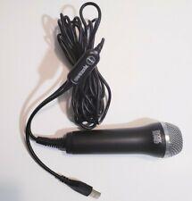 RockBand USB Long Wired Mic Xbox 360, Wii, PS3 E-UR20 Logitech