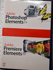 Adobe Photoshop Elements 5.0 & Adobe Premier Elements 3.0 - Windows XP/Vista - #