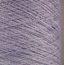 PURE COTTON CROCHET & KNITTING YARN 500g CONE 10 BALL 3 PLY No 10 LAVENDER LILAC