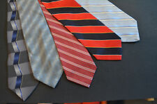 Lot of 5 Croft & Barrow Neckties - incredibly cheap price! Grab it! B2
