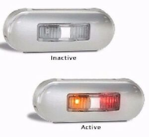 TRAILER/TRUCK 10 X AMBER/RED SIDE MARKERS MULTI/VOLT 86 S LED AUTOLAMPS