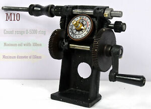 Manual Hand Coil Winder Winding Counting Machine NZ-5 Wire Cord Tool