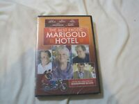 The Best Exotic Marigold Hotel (2012) DVD NEW Judi Dench Boll Nighy Maggie Smith