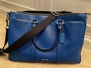 RARE Authentic COACH Women's Briefcase Laptop Bag
