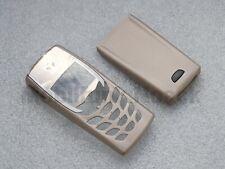 Original Nokia 6510 komplett Cover | Frontcover | Akkudeckel Beige NEU - Rarität