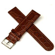 Leder-Uhrenarmband braun Esprit mattierte Dornschließe - 20mm