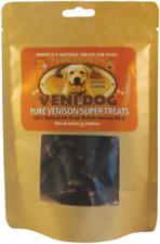 Petcor Veni Dog Pure Venison Super Treats 3 x 75g Air Dried Treats Hypoallergeni