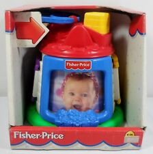 FISHER PRICE VTG 1997 PHOTO GO ROUND MERRY EUROPEAN SET MISB SEALED
