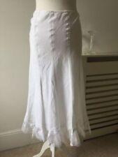 Per Una Women's Linen A-Line Casual Skirts for Women