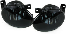 Klarglas Nebelscheinwerfer HB4 schwarz smoke für VW Touran 1T1 1T2 08-10