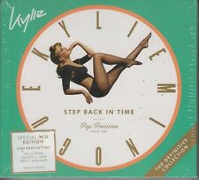 Kylie Minogue 3 CD Set Step Back In Time 2019