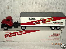 1994 Columbia Beer Shenandoah Pa Truck Die Cast NEW MIB