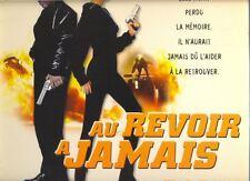 LASERDISC Film AU REVOIR A JAMAIS DAVIS JACKSON HARLIN