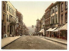 High Street Guildford A4 Photo Print
