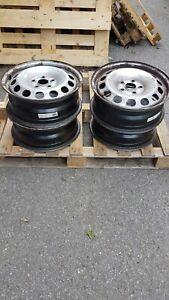 """16"""" 4x VW Golf polo caddy corrado Rims"""