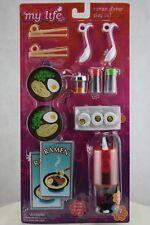 1:12 Miniature hot pot long chopsticks dollhouse diy dollhouse decor accessoHFCA