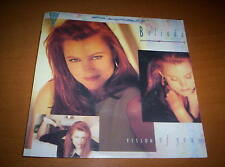 """BELINDA CARLISLE  """"VISION OF YOU""""  PICTURE SLEEVE     7 INCH 45  1990"""