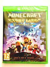 Minecraft Story Mode Xbox One Nuevo Precintado Sealed Nuevo Brand New Retro EUR