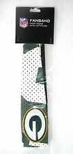 NFL Green Bay Packers FANBAND Headband Jersey Stretch Embroidered >NEW<