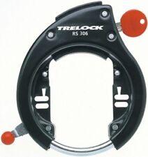 Trelock Fahrrad-Rahmenschloss RS 306 Direktmontage, Aufbohrschutz, Schlüssel AZ