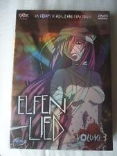 // NEUF ** Elfen Lied ** – coffret Volume 3 / 4 Mamoru Kanbe DVD MANGA VF