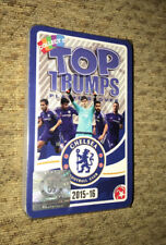Top Trumps - Chelsea FC 2015-16 Season Sealed pack brand new