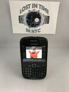 BlackBerry Curve 8530 - Black (Boost Mobile) Smartphone