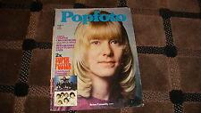 POPFOTO  vintage european music magazine from 1974