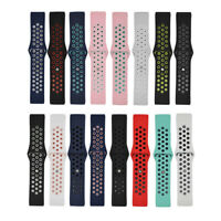 For Fitbit Charge3/4 Watch Band Replacement Silicone Bracelet Wrist Strap Sports
