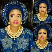 Dubai Gold Women Bridal Statement Necklace African Nigerian Wedding Jewelry Set