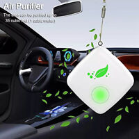Hanging Neck Air Purifier Portable Rechargeable Car Portable Air Purifier