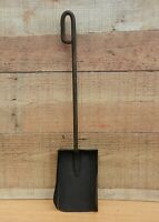 Primitive Ash Coal Shovel Antique Hand Forged Fireplace Hearth Tool