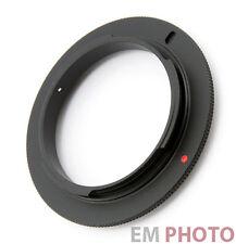 Retro Adapter 49 mm auf Nikon Kamera Umkehrring Umkehr Makro Ring   108