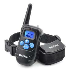 Petrainer Dog Training Collar Rechargeable Rainproof 330 yd Remote