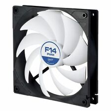 Arctic F14 PWM 140mm PC Case Computer Fan - Quiet, High performance