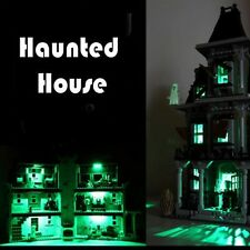 LED Kit ONLY For LEGO Haunted House Creator 10228 City Monster Fighter