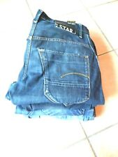 LOT 4 jeans G-STAR RAW /ARC LOOSE/jeans homme taille Standard//W30 W31 / 40-41F